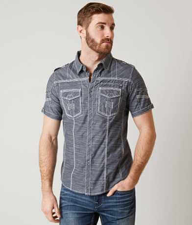 Buckle Black Wabash River Stretch Shirt