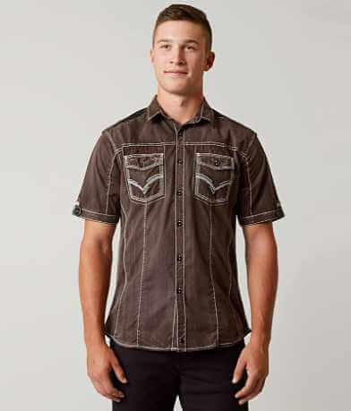 Buckle Black The Light Stretch Shirt
