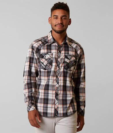 Buckle Black Will Miss You Stretch Shirt