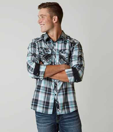 Buckle Black The Line Stretch Shirt