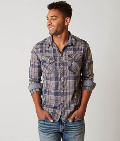 Buckle Black Gladewater Standard Stretch Shirt