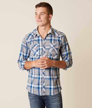 Buckle Black Ingleside Stretch Shirt