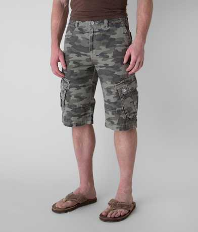 Buckle Black Foolish Cargo Short