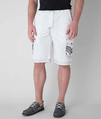 Buckle Black Amazed Cargo Short