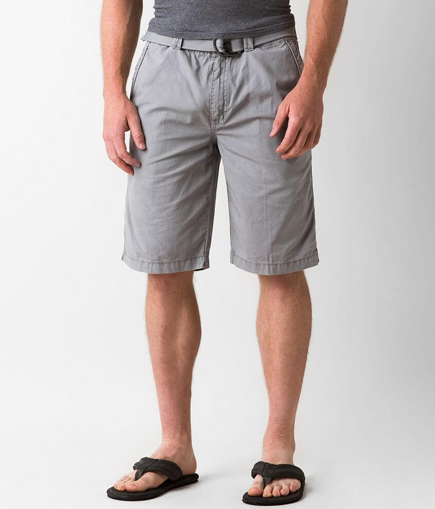 Buckle Black Manic Short front view