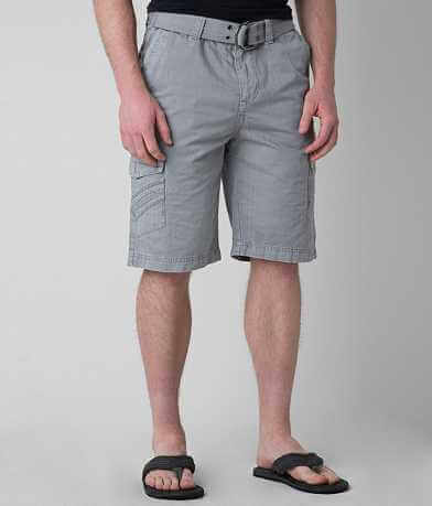 Buckle Black Steam Cargo Short