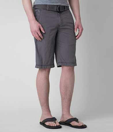 Buckle Black Beam Short