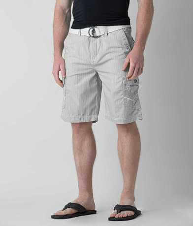 Buckle Black Crazy Cargo Short