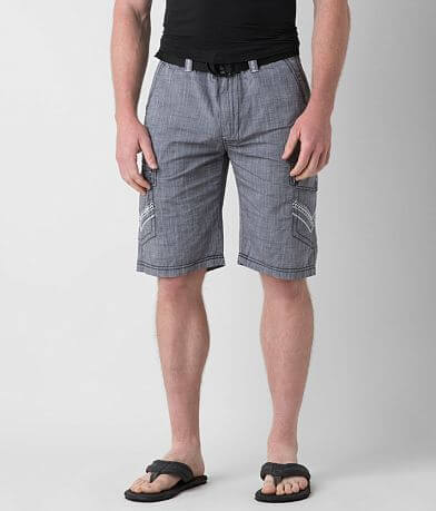 Buckle Black Temper Cargo Short