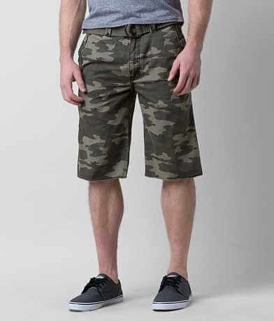 Buckle Black Camo Short