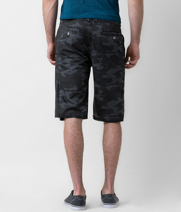 Buckle Black Short Black Camo Buckle qXOxn78