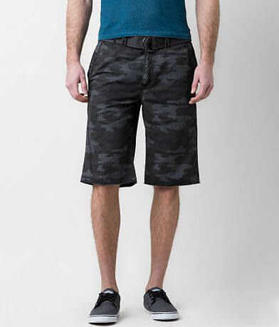 Buckle Black Camo Short