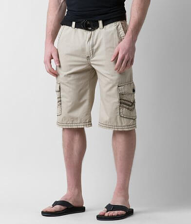 Buckle Black Master Cargo Short
