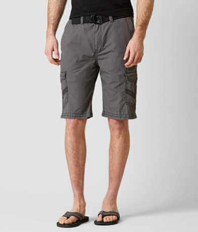 Buckle Black Explore Cargo Short