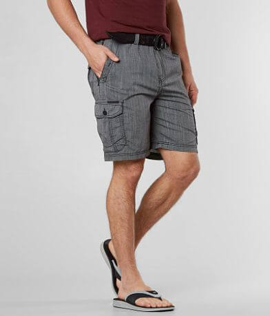 Buckle Black Lukas Cargo Short