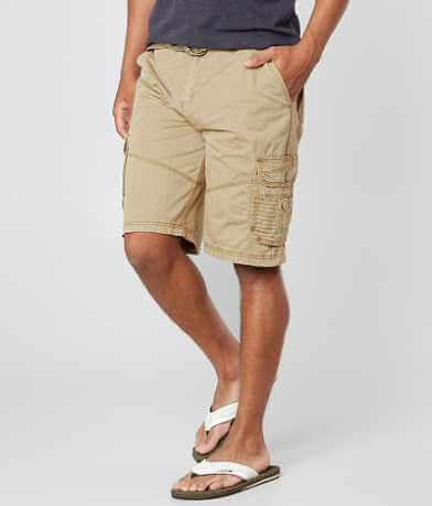 Buckle Black Paradise Cargo Short
