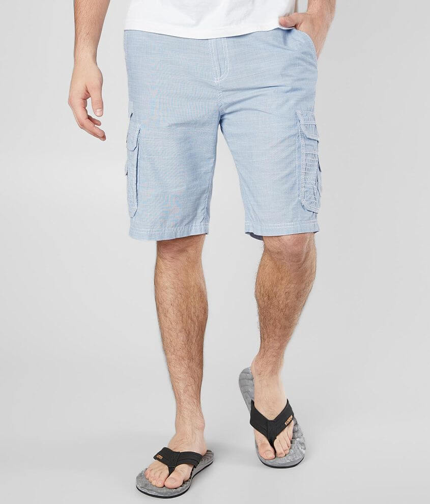 Buckle Black Thomas Cargo Short front view