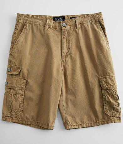Buckle Black Panama Cargo Short