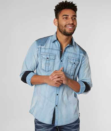 Buckle Black Jayton Stretch Shirt