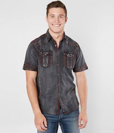 Buckle Black If I Had Stretch Shirt