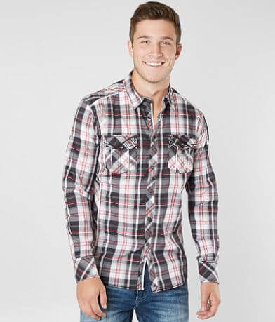Buckle Black Moore Station Stretch Shirt