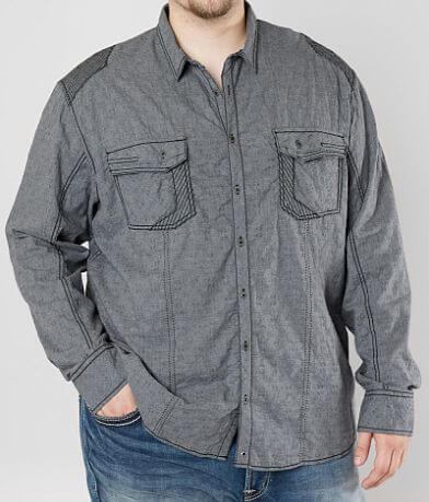 Buckle Black Mont Belvieu Shirt - Big & Tall