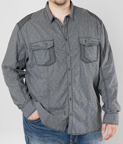 Buckle Black Mont Belvieu Shirt - Big & Tall