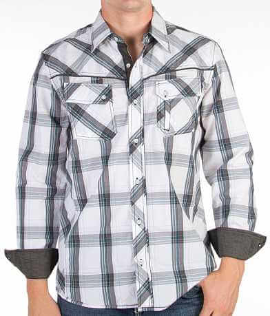 Buckle Black Polished Majesty Shirt