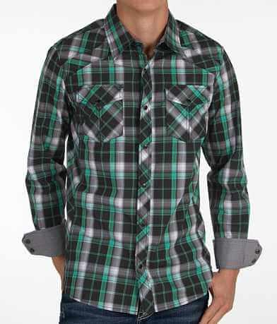 Buckle Black Polished Catch Shirt