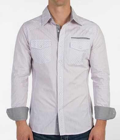 Buckle Black Polished Charleston Shirt