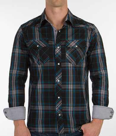 Buckle Black Polished Naturally Shirt