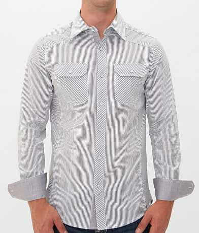 Buckle Black Polished Jack Shirt