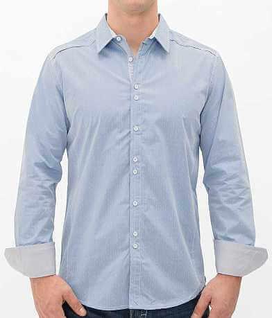 Buckle Black Polished Blues Shirt