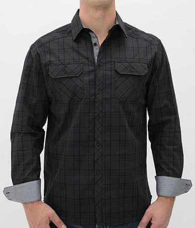 Buckle Black Polished Risen Shirt