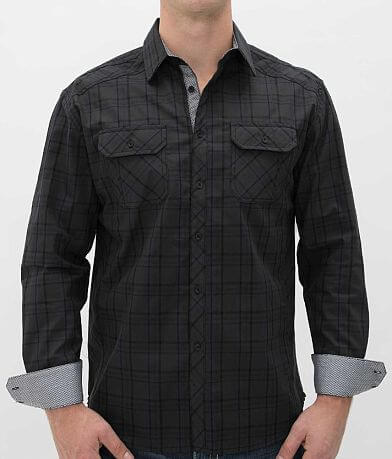 Buckle Black Polished Risen Shirt