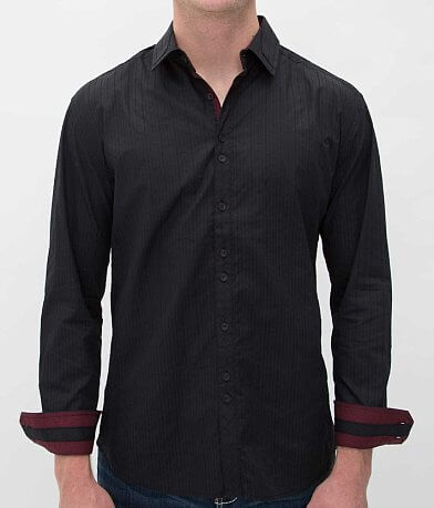 Buckle Black Polished Happiness Shirt