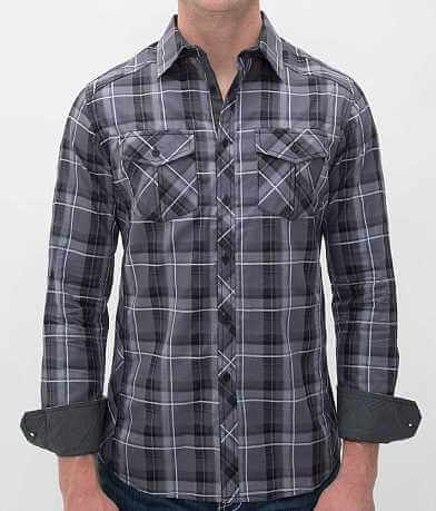 Buckle Black Polished Forget To Remember Shirt