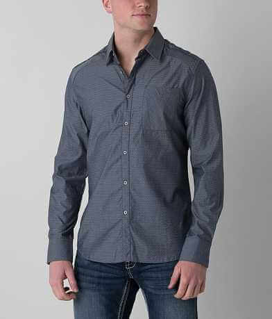 Buckle Black Polished Destination Shirt