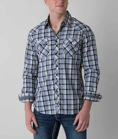 Buckle Black Desperado Stretch Shirt