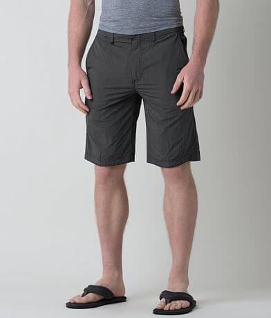 Buckle Black Polished Astound Short