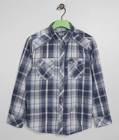 Boys - BKE Plaid Shirt