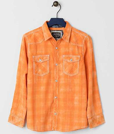 Boys - BKE Vintage Tackle Shirt