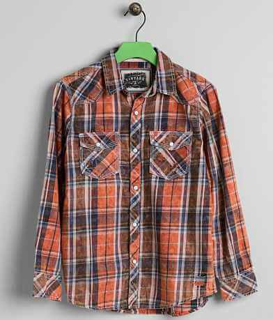 Boys - BKE Vintage Coupe Shirt