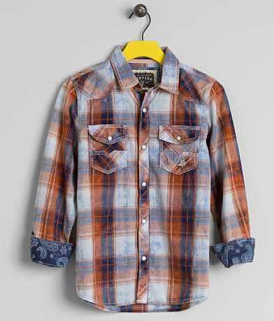 Boys - BKE Vintage Terrain Shirt