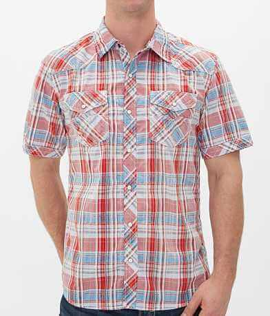 BKE Vintage Plaid Shirt