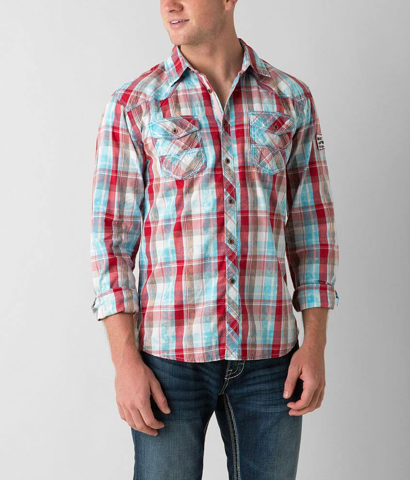 BKE Vintage Wing Shirt front view