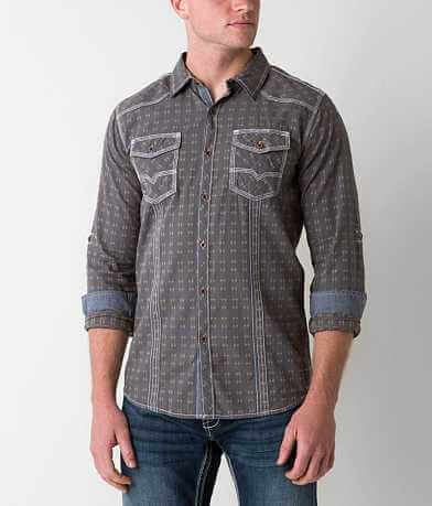 BKE Vintage Machinery Shirt