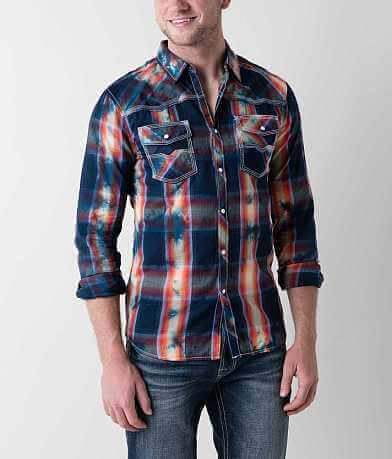 BKE Vintage Toggle Joint Shirt