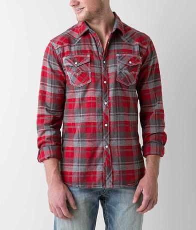 BKE Vintage Rust Shirt