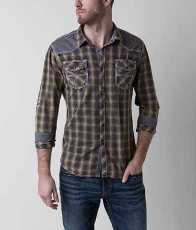 BKE Vintage Mechanical Shirt